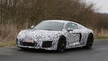 2015 Audi R8 spy photo