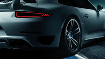 Techart tunes the Porsche 911 Turbo S to 620 HP