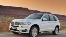 2014 BMW X5 üretime girdi