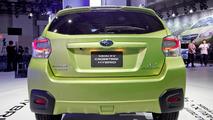 2014 Subaru XV Crosstrek Hybrid live in New York 28.3.2013