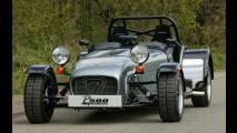 Nuovi motori per Caterham 7