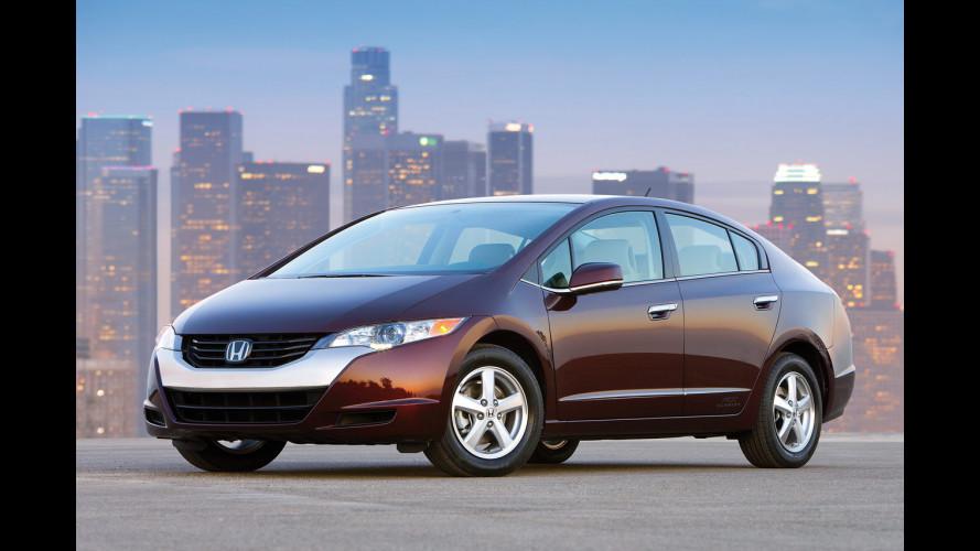 La piccola Honda ibrida arriverà nel 2009