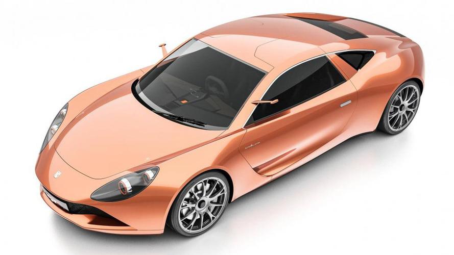 Empresa que quis ser Porsche lança super