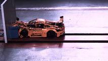 Lego Porsche 911 GT3 RS çarpışma testi