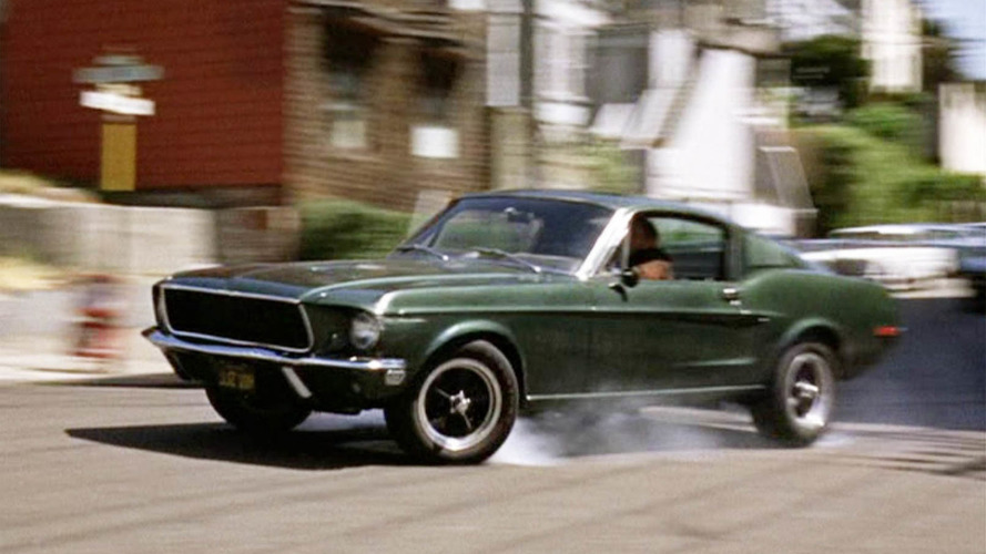 Original Bullitt Mustang to make international debut at Goodwood