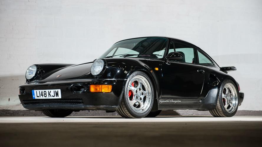 This Rare Porsche 911 Leichtbau Has A Wonderfully 90s Interior