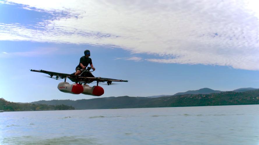 Kitty Hawk Flyer bir uçan otomobil değil ancak kesinlikle çok eğlenceli