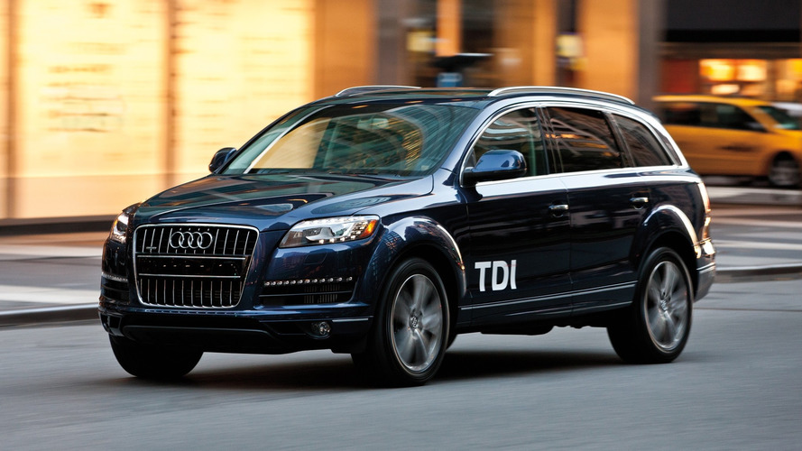 Audi Recalls 850K Diesel Cars In Europe For Emissions Controls