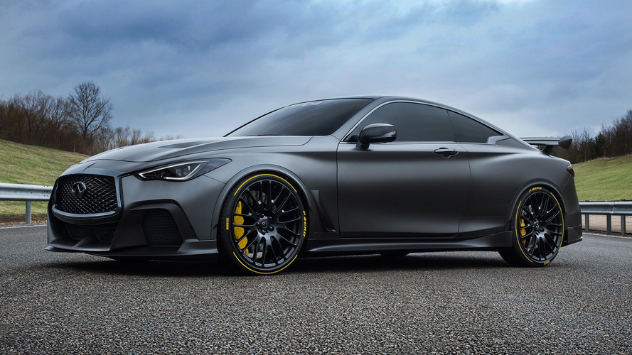 Infiniti Announces Partnership With Pirelli At Canadian GP