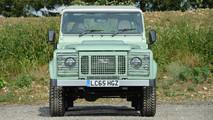 Rowan Atkinson's Land Rover Defender