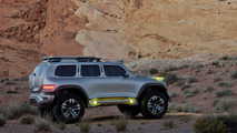 2012 Mercedes Ener-G-Force concept