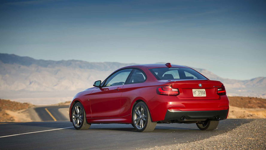 2017 BMW 2 Series Coupe Review