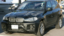 BMW X5 M Spy Photos