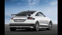 Mais leve e mais rápido: conheça o Audi TT Ultra Quattro