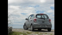 Nissan March é lançado na Argentina - Disponível apenas com motor 1.6 16v