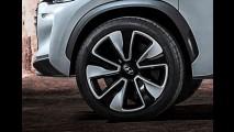 Veja as primeiras imagens ao vivo do novo Hyundai Intrado Concept