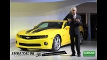 Presidente da GM vê riscos na América do Sul