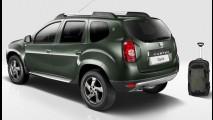Dacia Duster recebe série especial Delsey na Europa