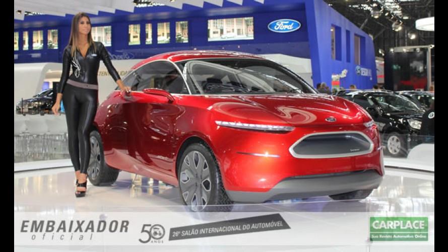 Ford descarta diesel como combustível para os EUA