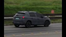 Flagra: Peugeot apronta 2008 nacional para o Salão de SP
