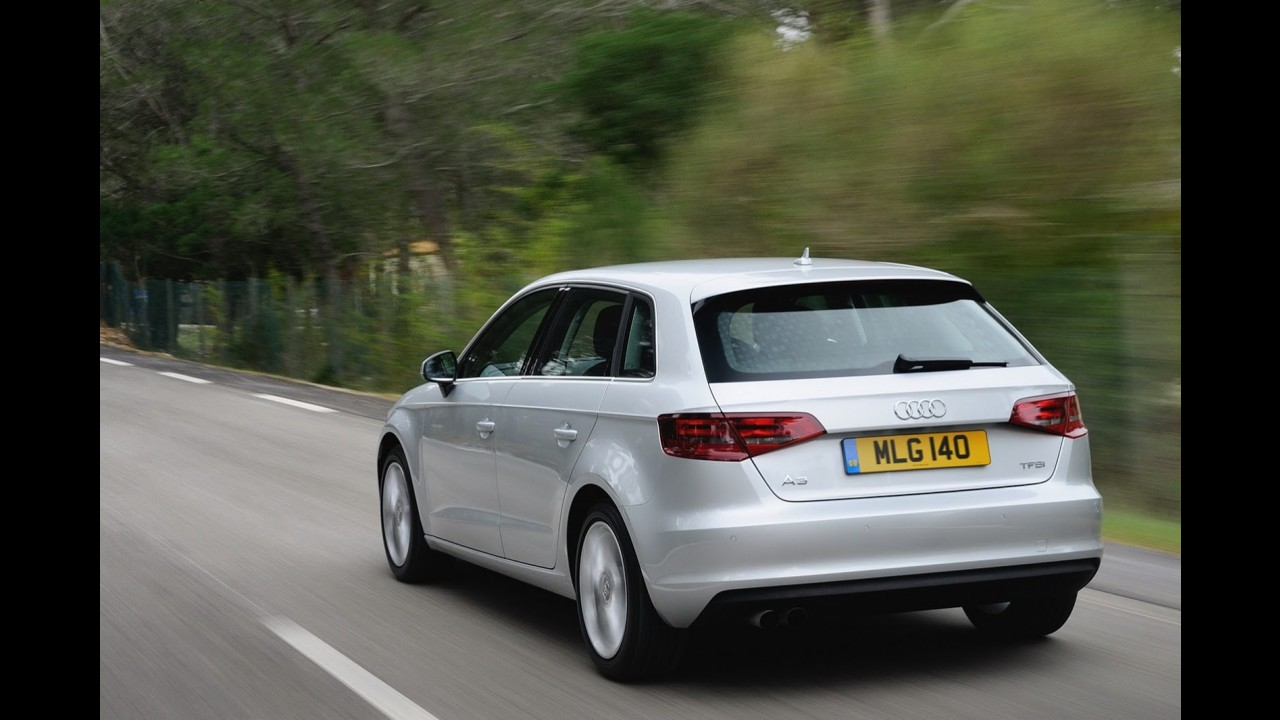 Audi A1 e A3 ganham sistema de desativação de cilindros