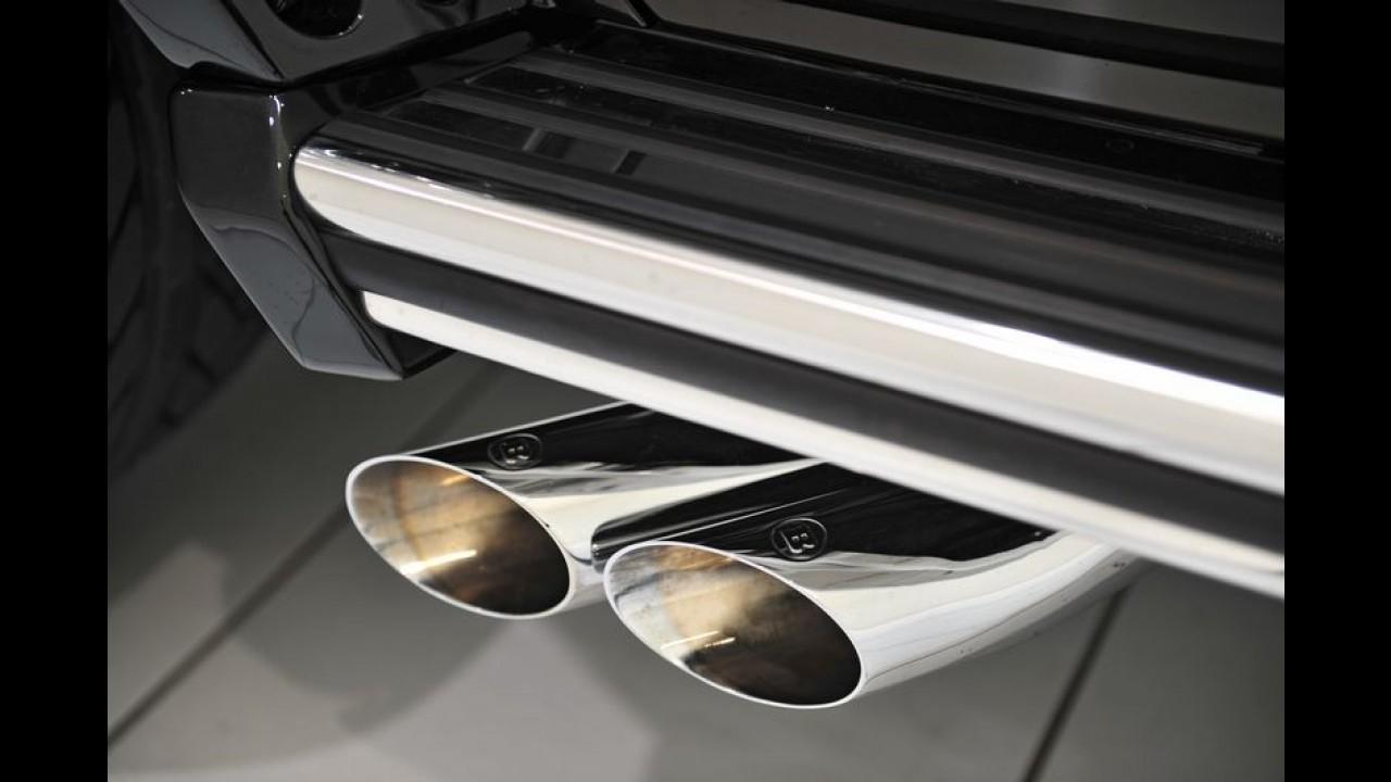 G63 Brabus 700, o SUV mais potente do mercado, chega por R$ 1,45 milhão