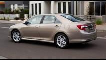 Novo Toyota Camry 2012 começa a ser vendido na Austrália pelo equivalente a R$ 56.000