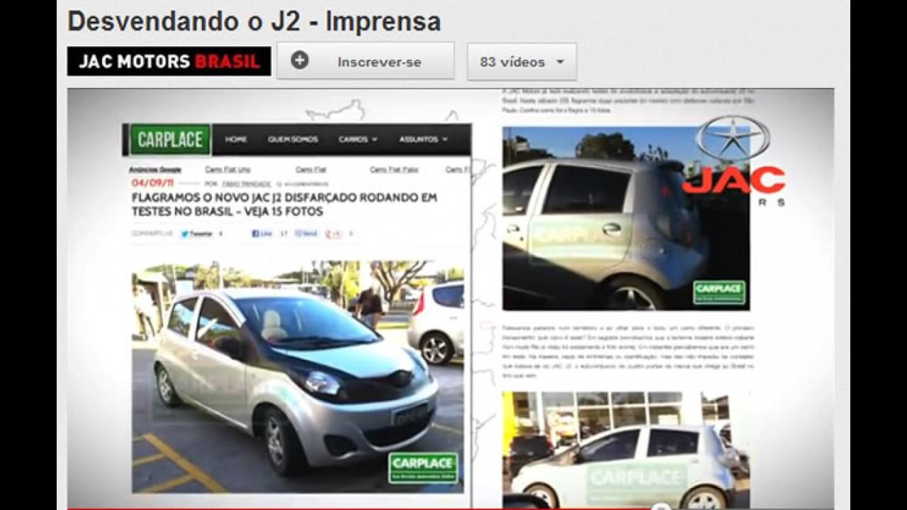 VÍDEO: JAC Motors segue