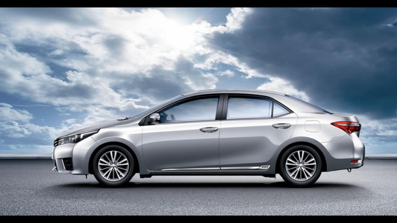 Exclusivo: veja o conteúdo de todas as versões do novo Corolla e preços estimados