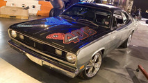 Kenny Wayne Shepherd with 1970 Plymouth Duster