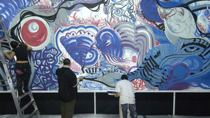 Nissan Brings Urban Art Culture to NYIAS