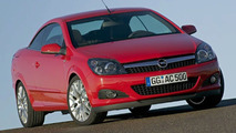 New Opel Astra Twin Top