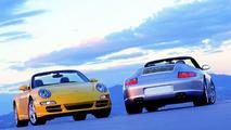 New Porsche 911 Cabriolet Unveiled