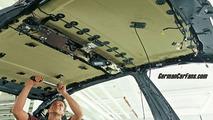 Maybach 62 - Guard model roof