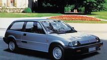Third Generation Honda Civic
