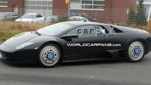 Lamborghini Murcielago Test Mule Spy Photos