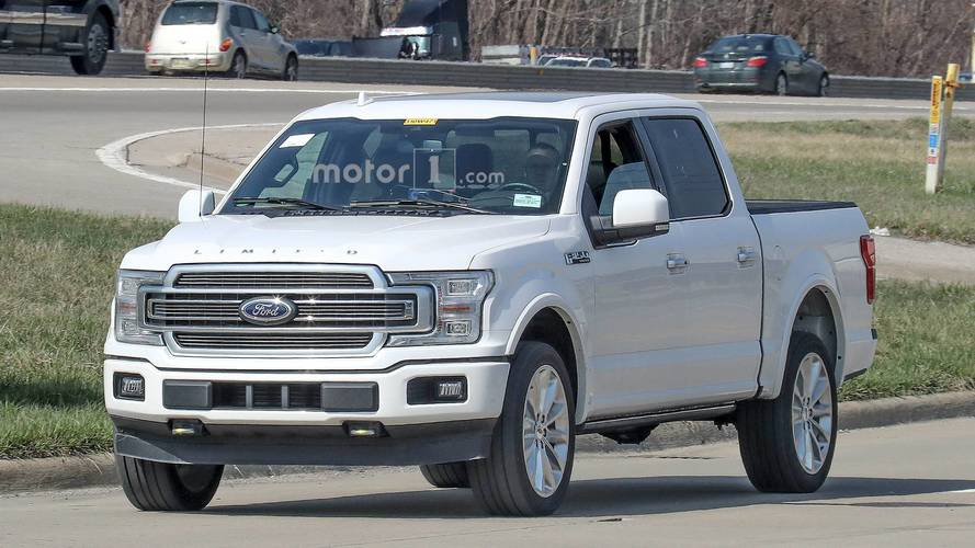 2019 Ford F-150 Limited casus fotoğraflar