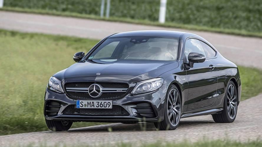 Essai Mercedes-AMG C 43 Coupé (2018) - Athlète du quotidien