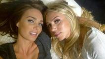Tamara (left) and Petra Ecclestone, 640, 06.07.2012
