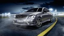Mercedes C-Class Coupe Sport 06.3.2012