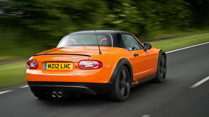 Mazda MX-5 GT concept revealed ahead of Goodwood debut