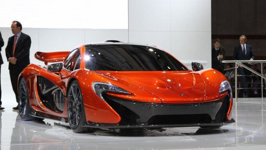 McLaren P1 limited to 500 units, to cost around 1.2M USD