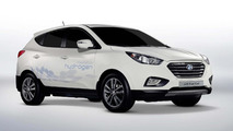 Hyundai ix35 Fuel Cell will go into production