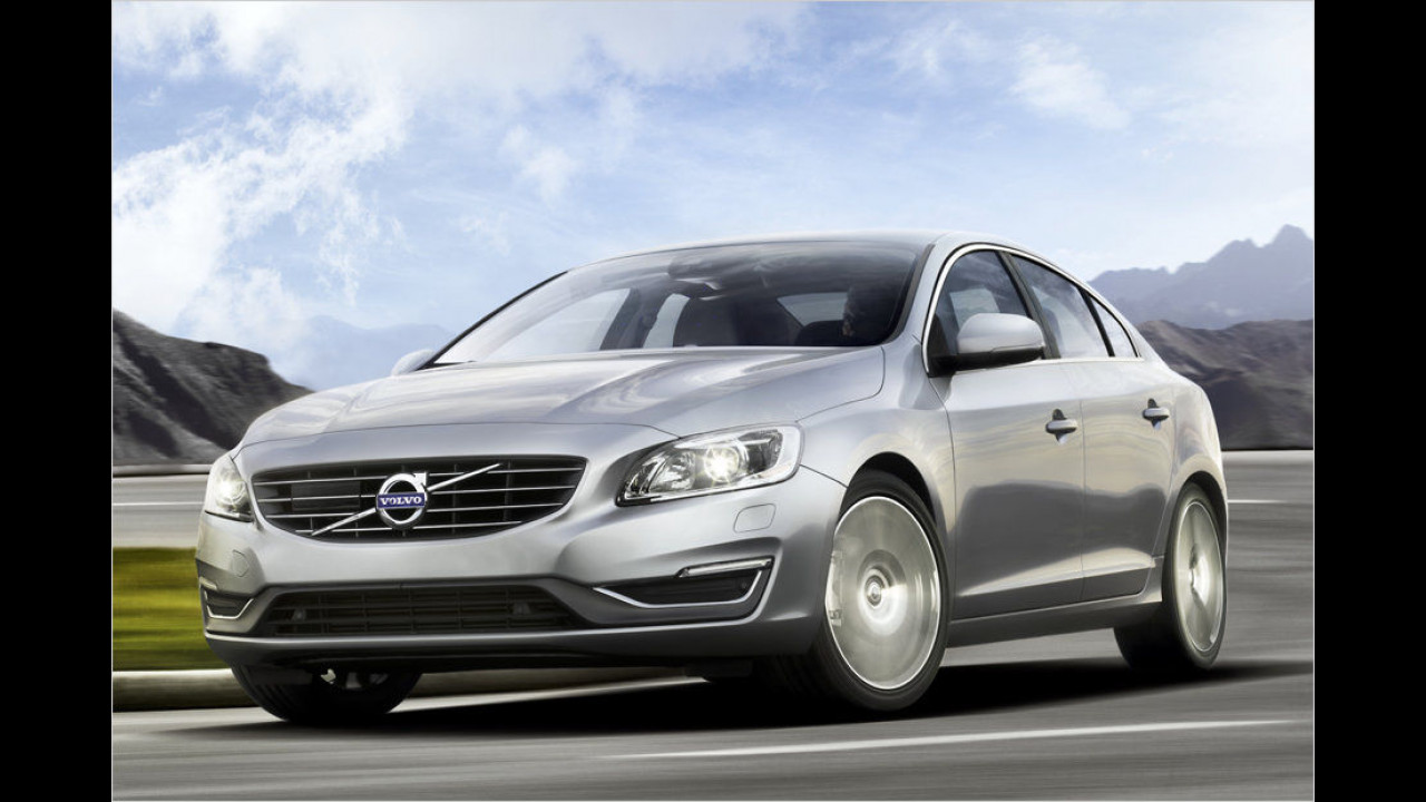 Volvo S60 T3 Kinetic (150 PS): 23,5 Prozent