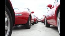 Längster Mazda-Korso aller Zeiten