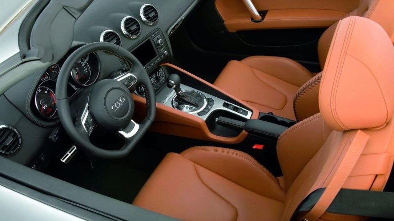 New Audi TT Roadster