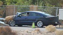 VW Passat 4-Door Coupe spy photos