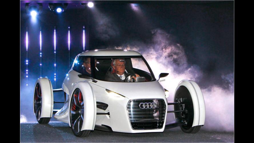 Audi-Vorpremiere auf der IAA 2011