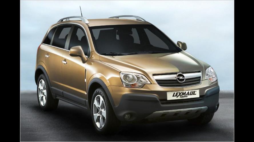 Mehr Dampf für Chevrolet Captiva, Epica und Opel Antara