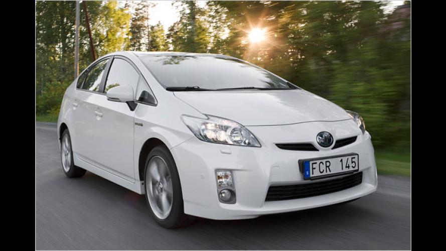 Toyota Prius: Liebhaberstück soll raus aus der Öko-Ecke